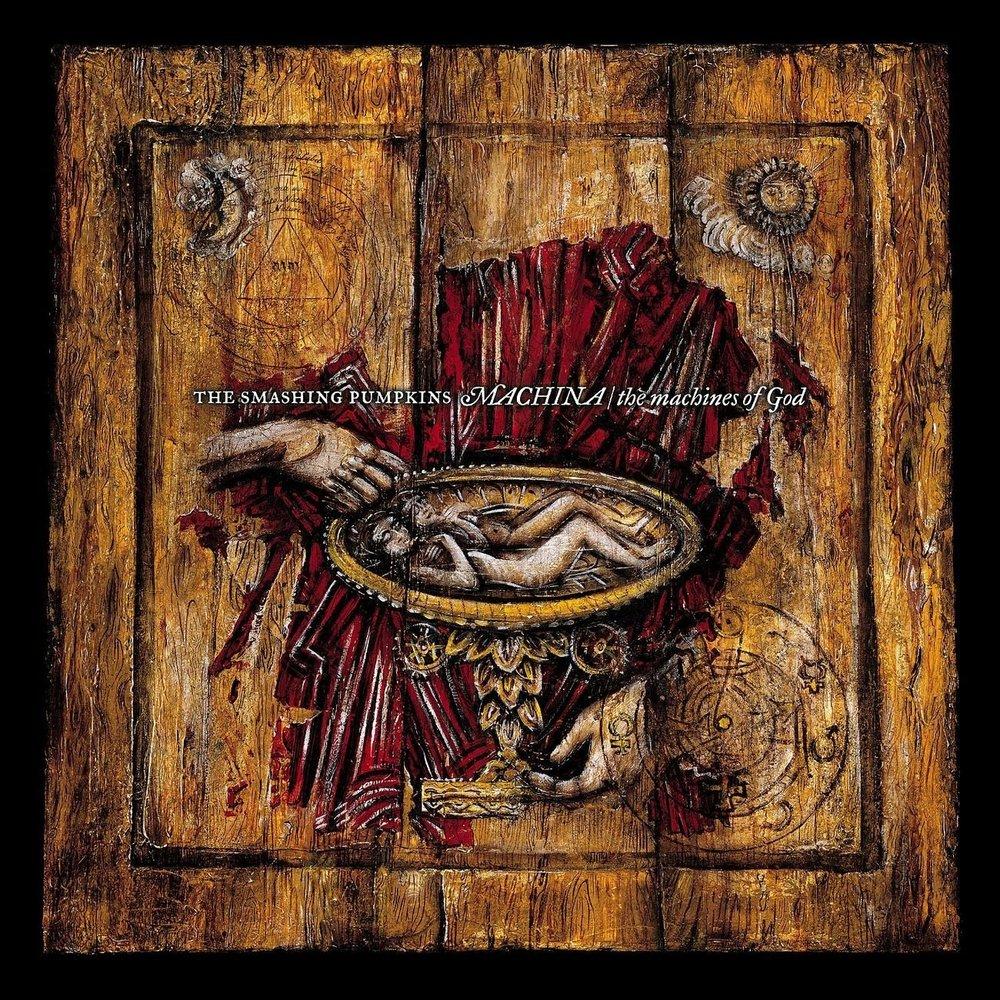 The Smashing Pumpkins - Machina.jpg