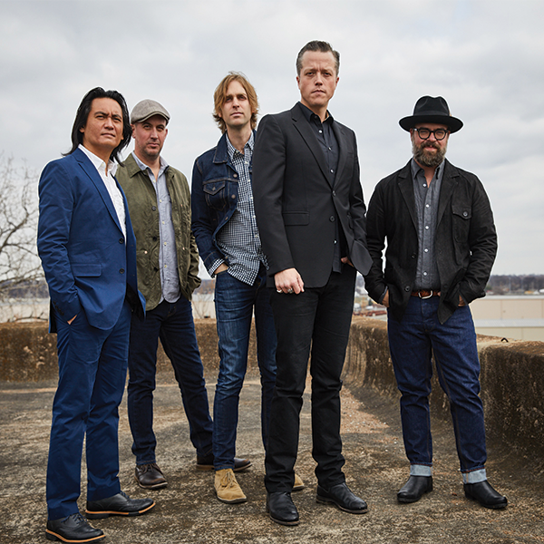 Jason Isbell and the 400 Unit will headline this year's Moon River Music Festival. (Photo: Contributed)
