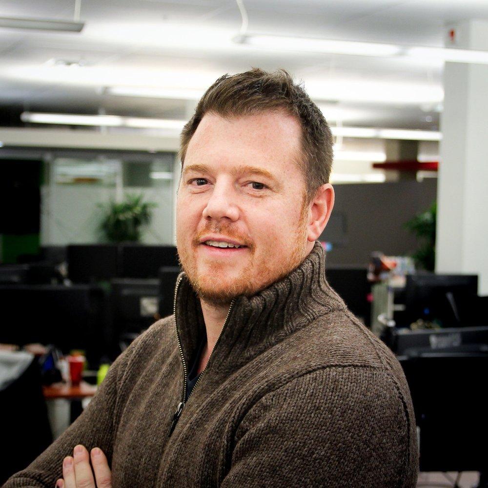 Jake McGuire - Vice President, SalesDownload headshot