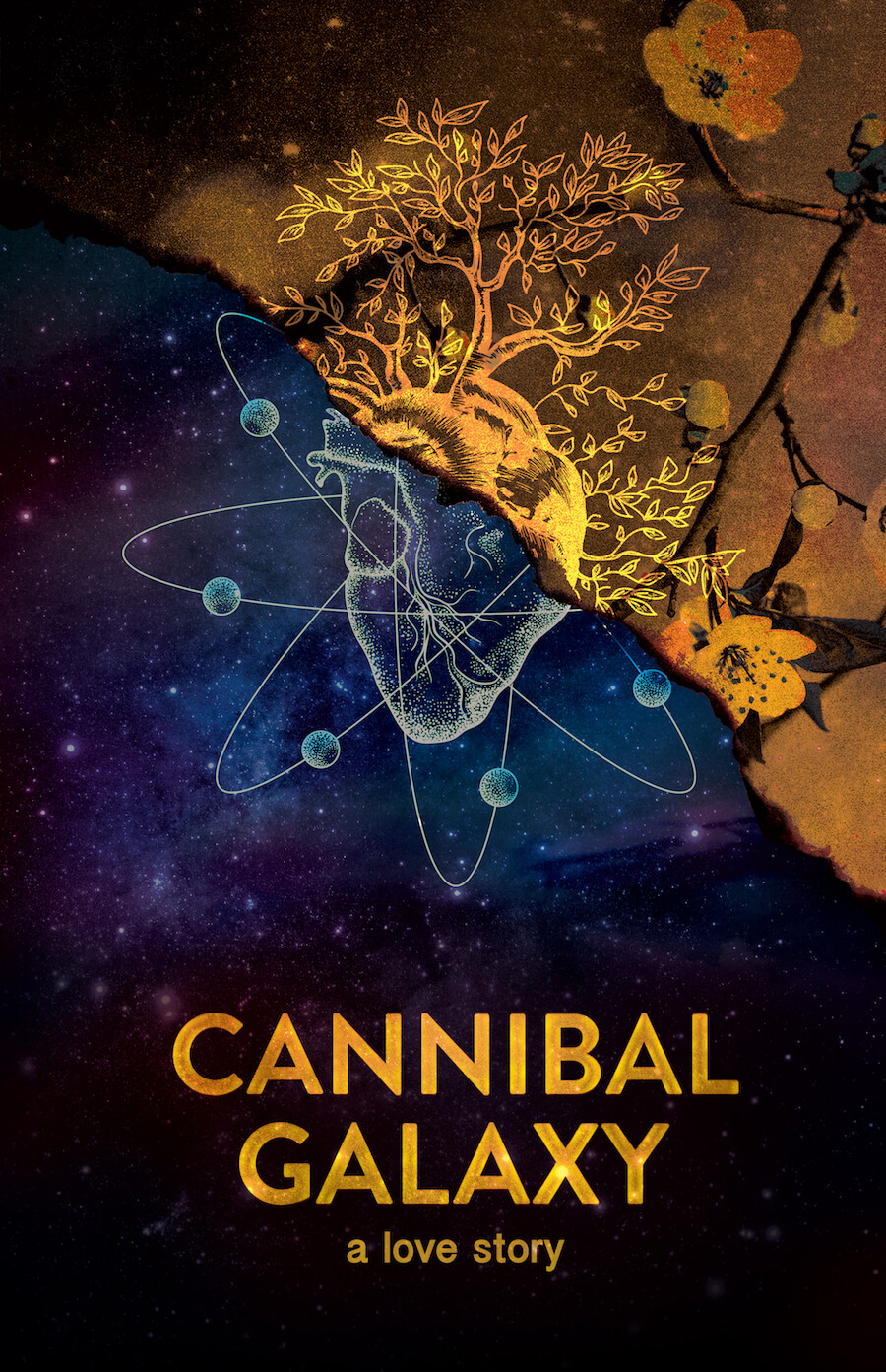 cannibal galaxy a love story poster