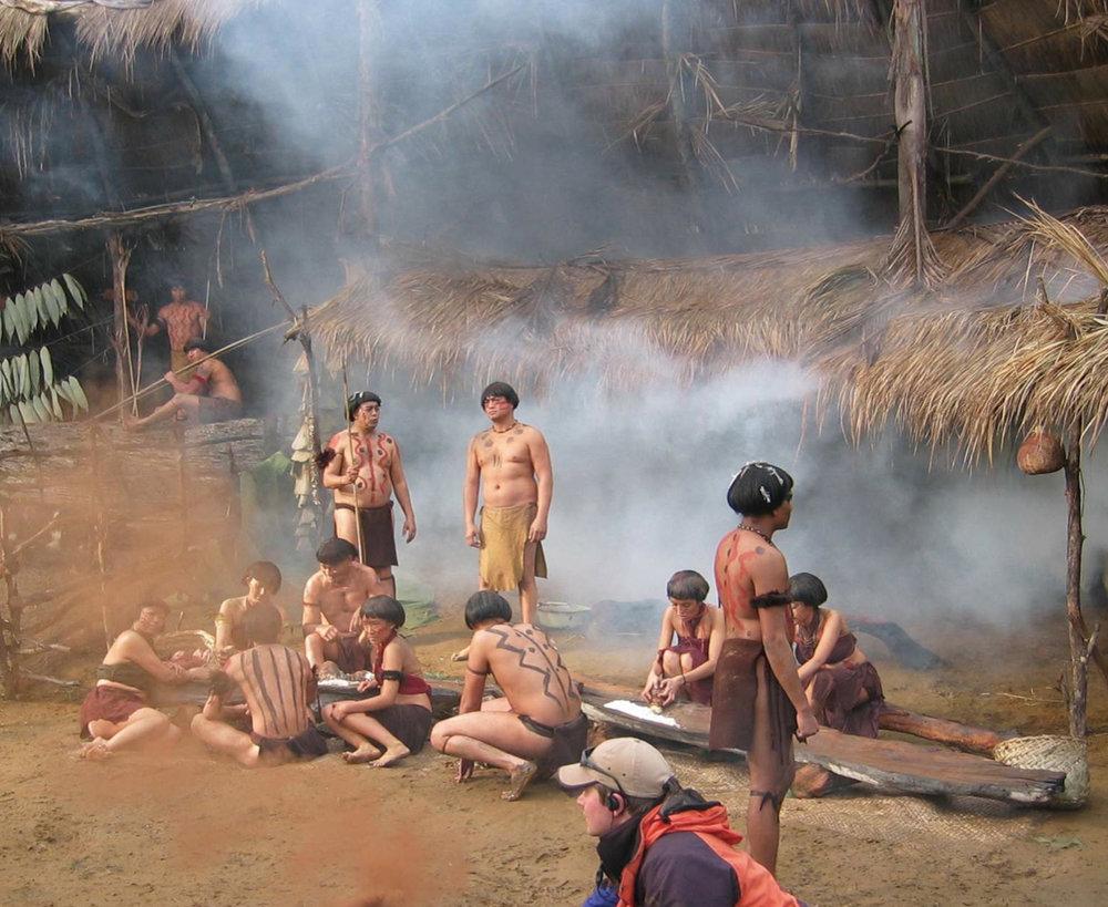 Yanomami Village