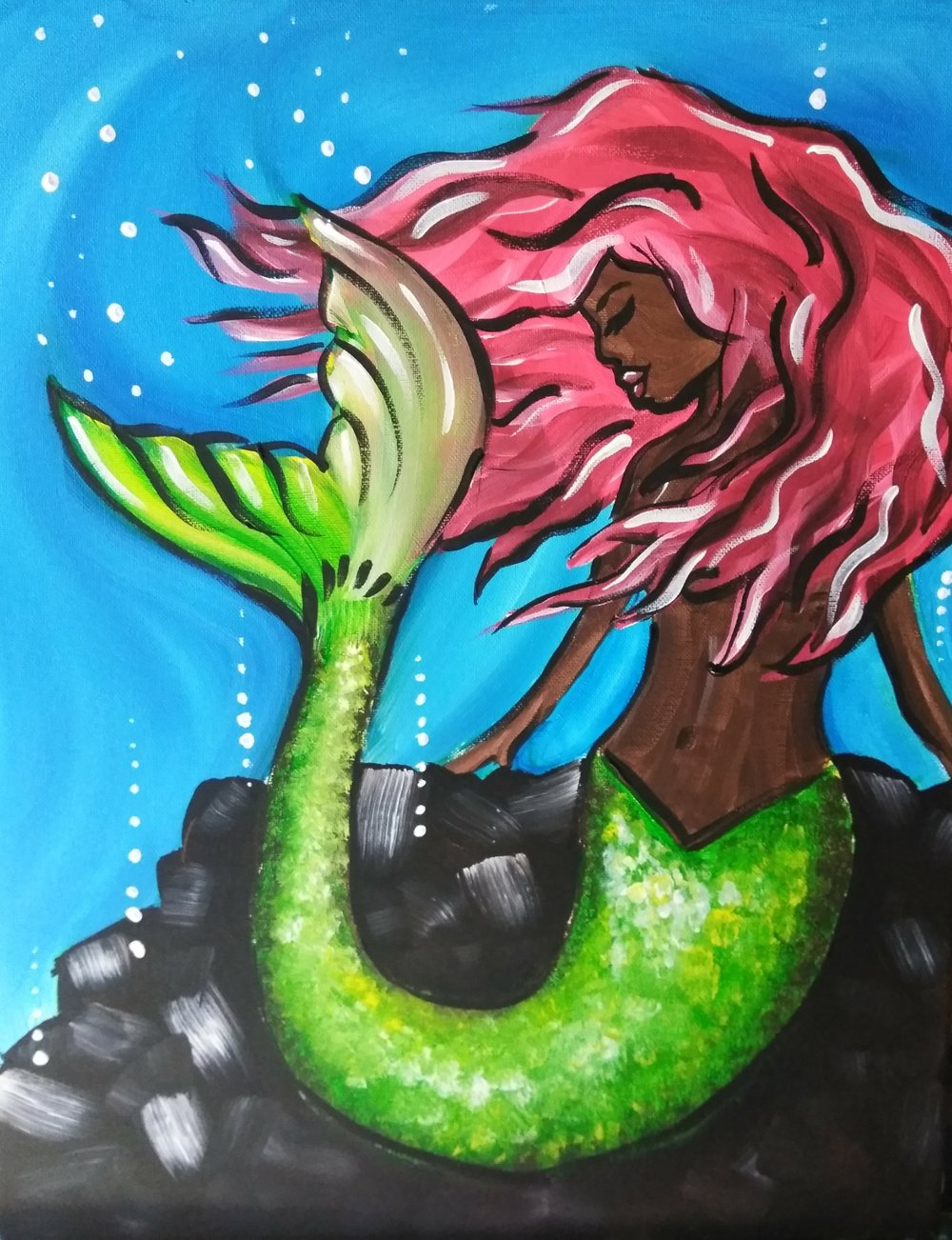 Mermaid Soul - choose your colors