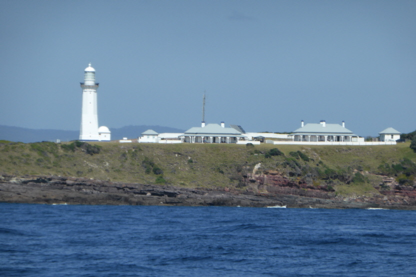 Greencape from the sea, photo B Davis