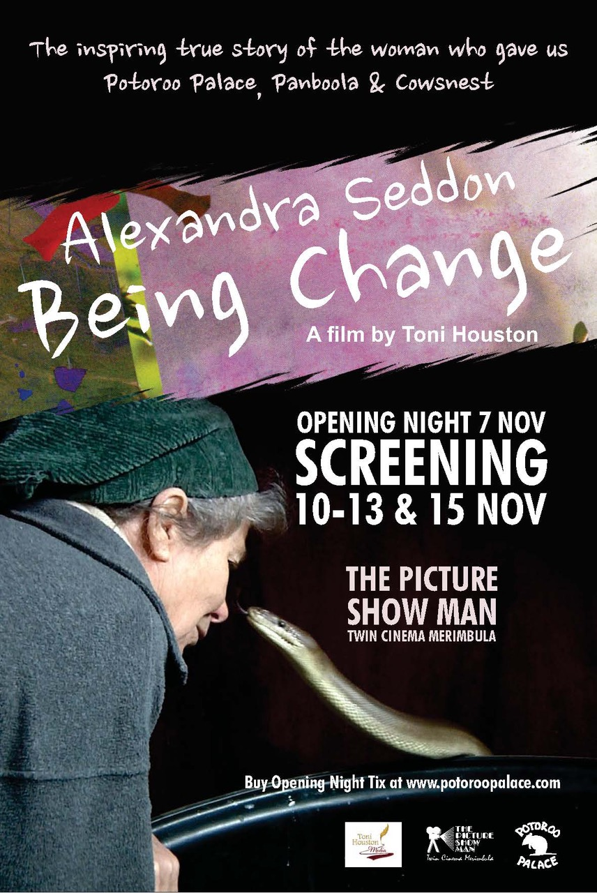 Alexandra Seddon, Being Change