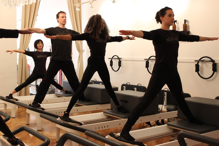 $1,250 - Beginner to advanced Chair / Barrel exercisesFull body challenging workoutLearn with the Balanced Body EXO chair