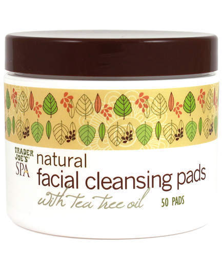 Tea Tree Cleansing Pads