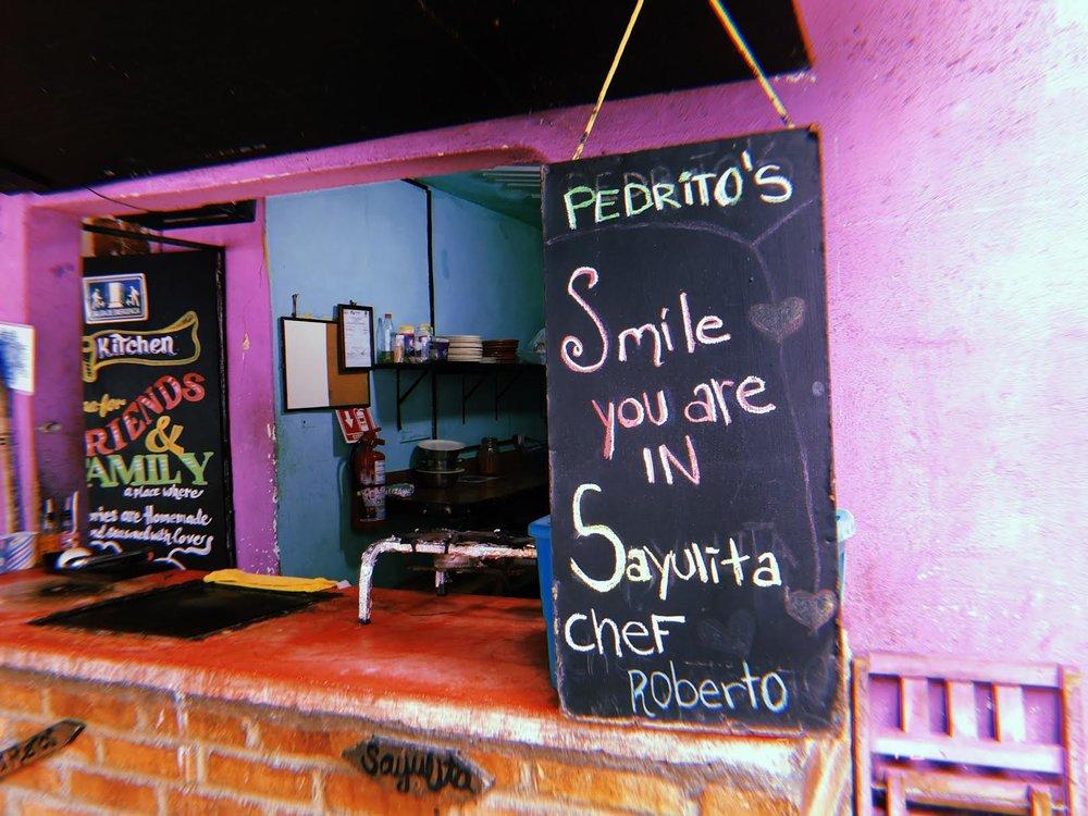 sayulita taco stand