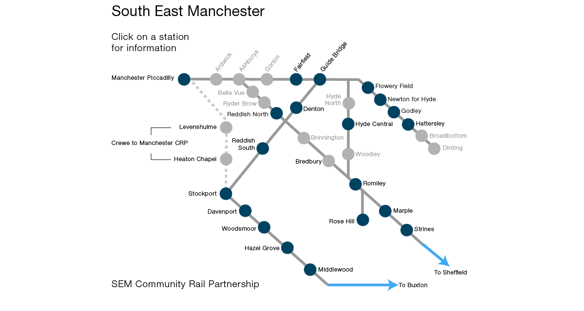 South East Manchester Lines