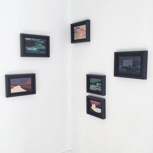 Última semana para ver a [ Parte 2 - Open lab] da fantástica exposição de Gaëlle de Laveleye no Otoco. Estarmos aberto entre hoje e sexta-feira das 14h até às 19h podem entrar em contacto por e-mail otocostudio@ gmail.com para marcar uma visita fora desse horário. . . . . . #lastweek #painting #belgianartist #contemporaryart #artexhibition #contemporarypainting #arte  #lisboa #artelisboa #artinlisbon #lisbon #artgallery #soloshow @gaelledelaveleye