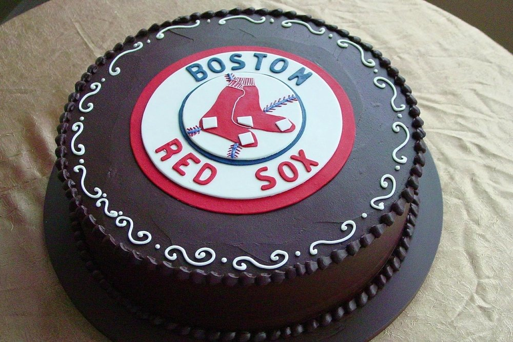 grooms cake - Boston_Red_Sox_logo_on_fudge.jpg