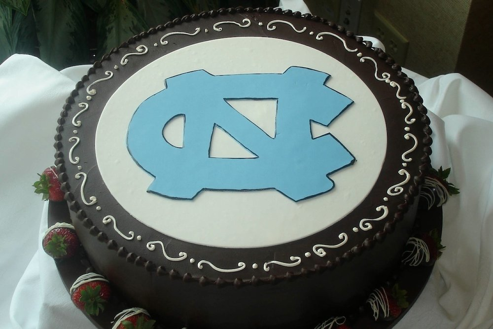 grooms cake - UNC North_Carolina_on_fudge.jpg