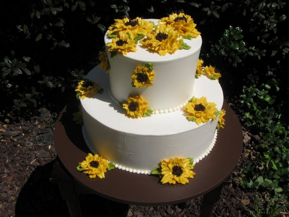 special occassion - two tier with yellow flowers.jpg