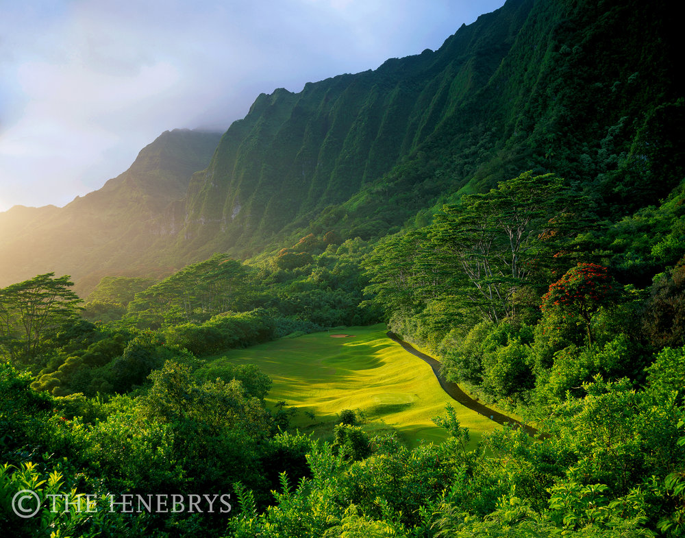 15th Koolau Golf Club, Hawaii