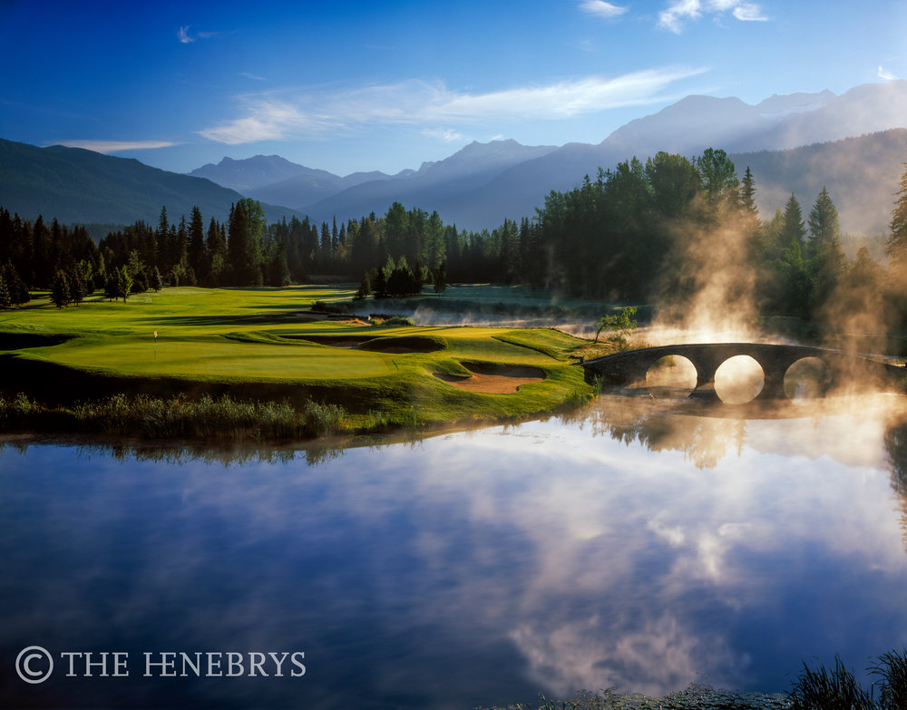 12/3 Nicklaus North Golf Club, Whistler, BC Canada