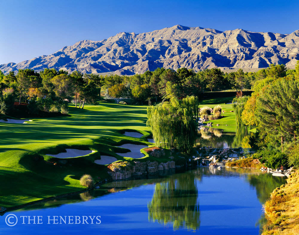 18th Shadow Creek Golf Club, North Las Vegas, Nevada