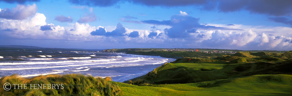 17th Cashen Course, Ballybunion Golf Club, Co. Kerry,  Ireland