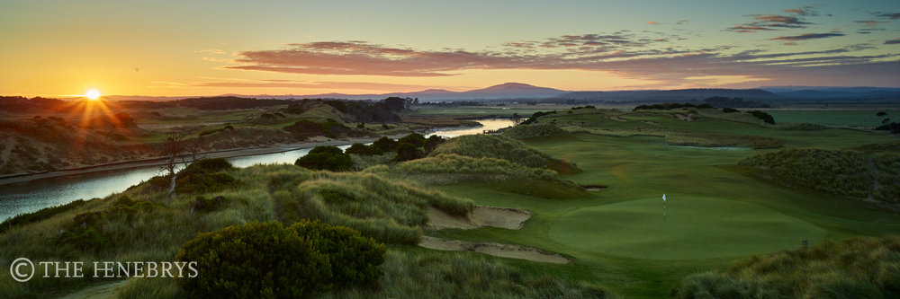 15th, Barnbougle Dunes Golf Links, Tasmania, Australia