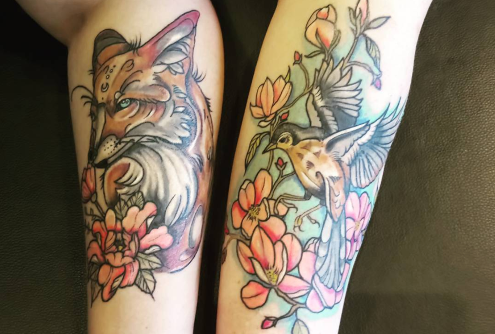 reverence tattoo