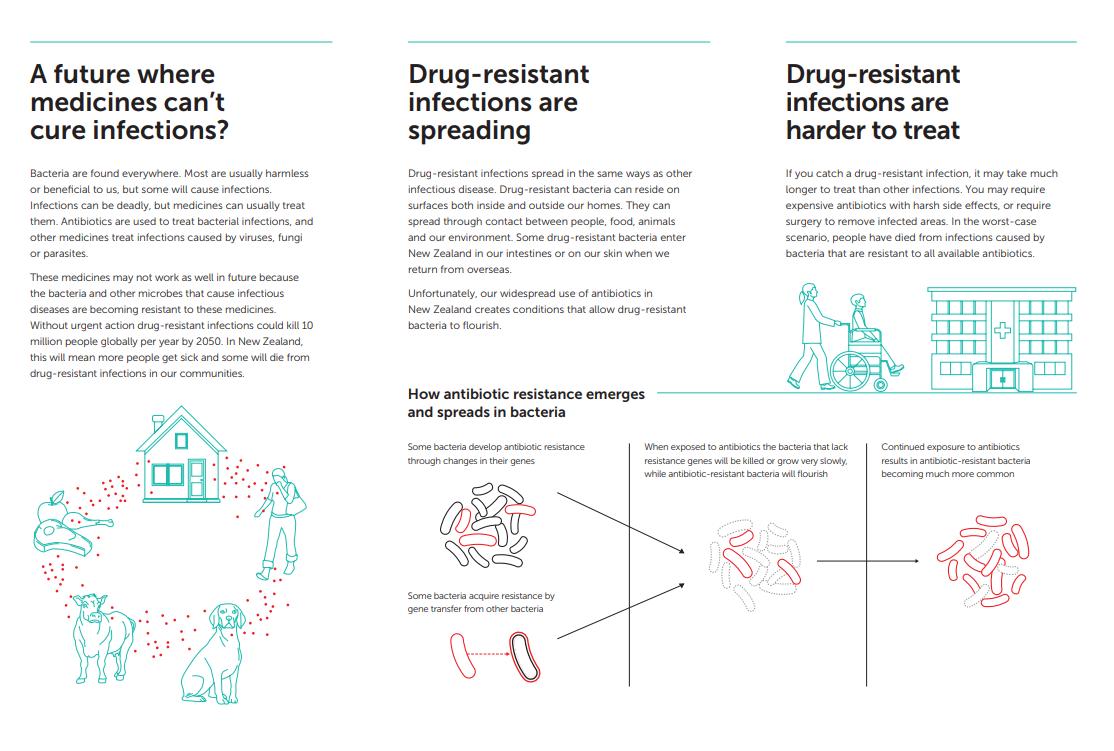 Residents at nursing homes prescribed far more antibiotics than the