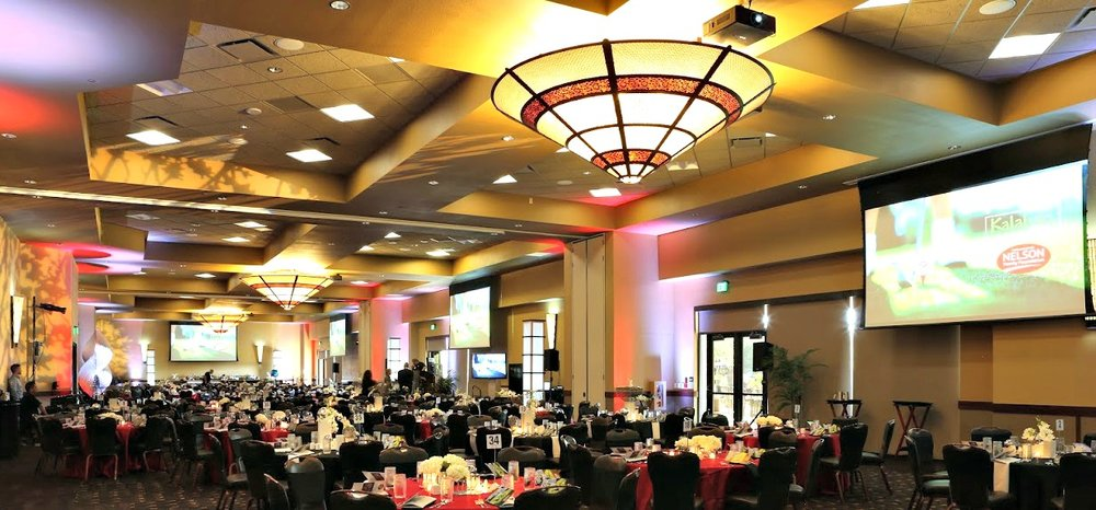 Dinner, dessert, entertainment, silent and live auction. BIG Thanks to all our giving, genuine, prestigious sponsors.