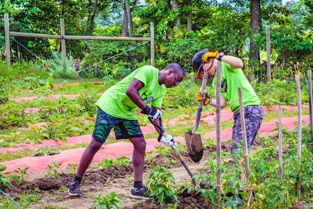 Garden of Giving