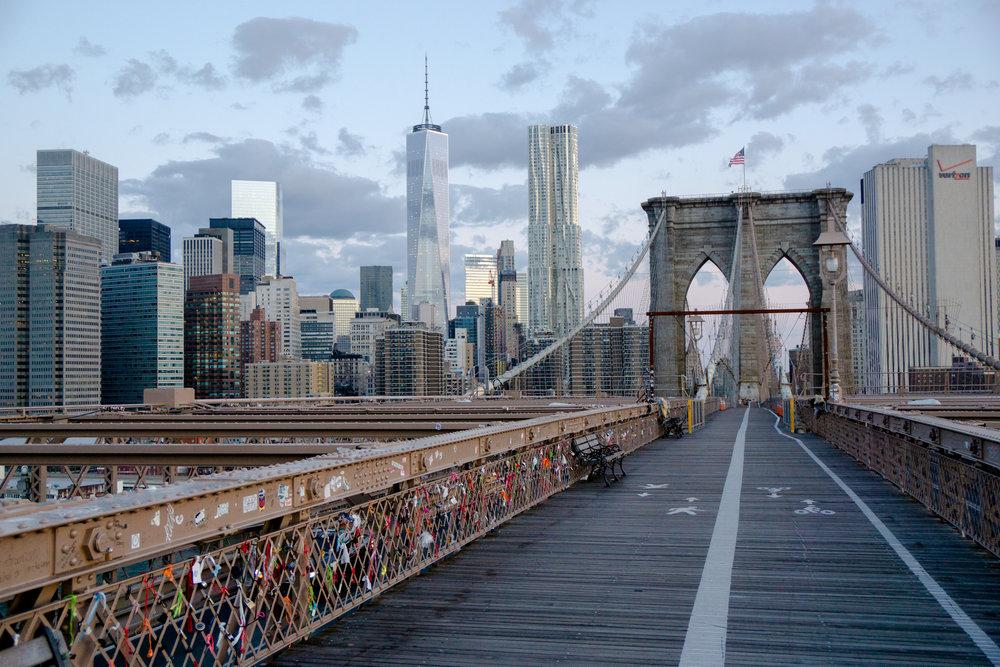 NEW YORK, NY - OCTOBER 24TH 2018