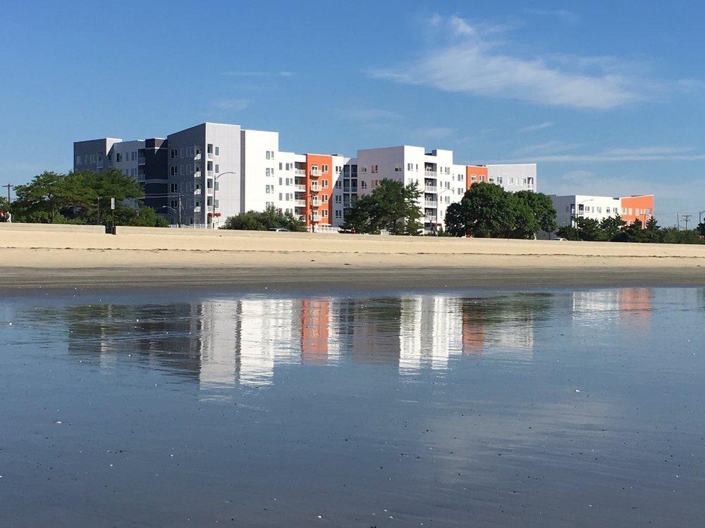 Vanguard Waterfront Square - Covington Realty Partners developed and sold Vanguard Waterfront Square, a multi-family development located in  Revere Beach, MA.