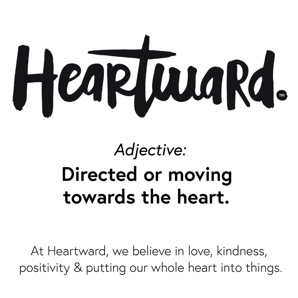 why heartward? — heartward