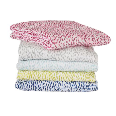 Room 422 Fleece Blanket - Love this company! They make dorm decorating easy and fun.
