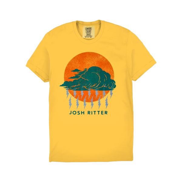 Matching Band Tees - This was my oldest, River's, idea! His dad and him have this matching Josh Ritter tee, and it's so sweet to see them bond over music. Great for music lovers and concert-going dads!