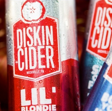 Diskin Cider - Matt loves these, because he's gluten free. They're delicious! Gifting dad's favorite drink is always a good idea.