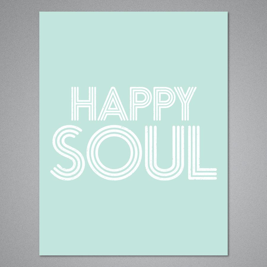Happy Soul Card