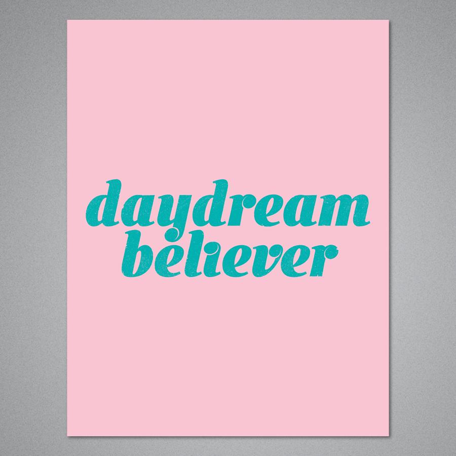 Daydream Believer Card