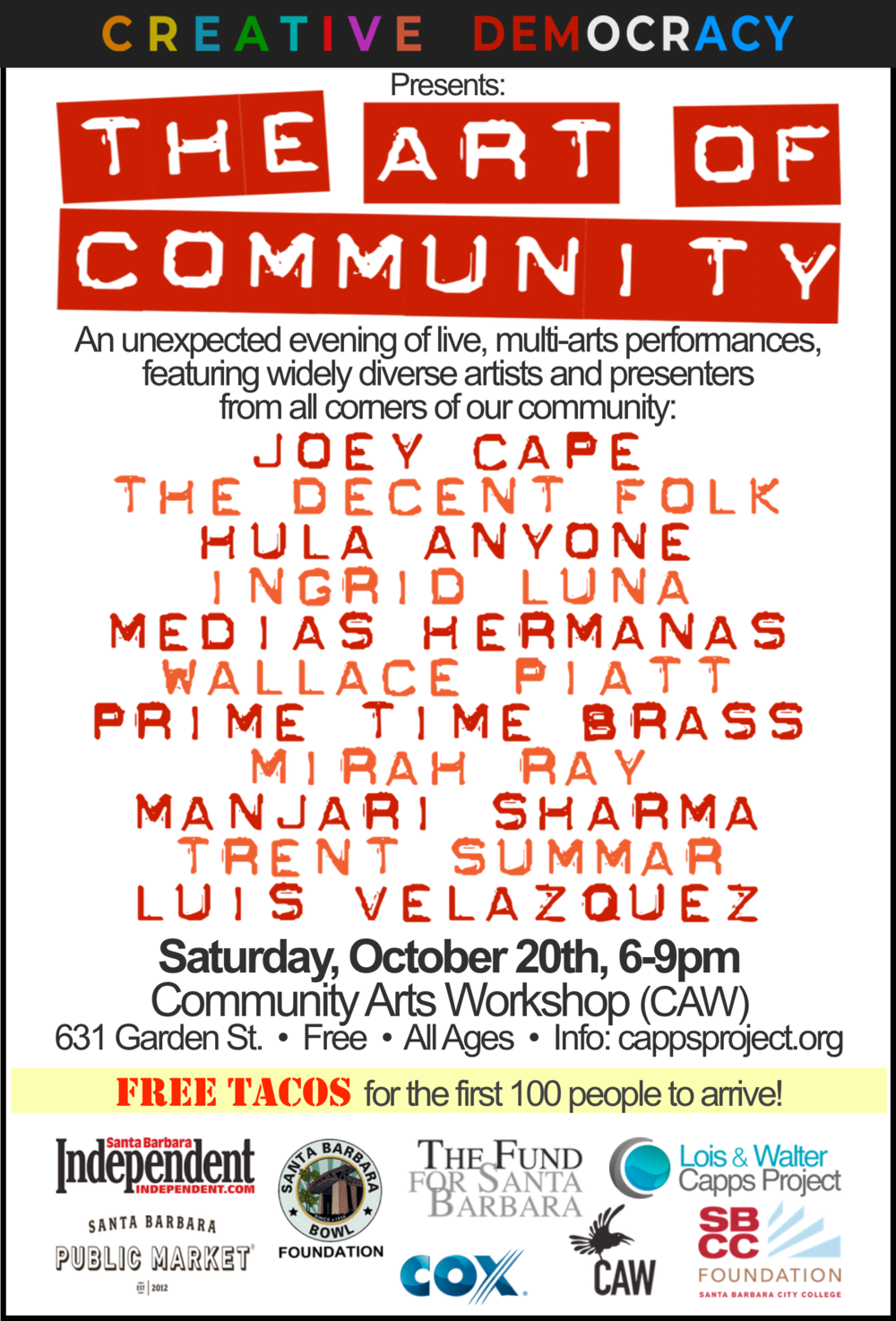 Art of Community Flyer:Poster.png