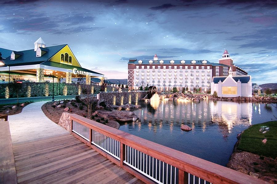 Barona resort & casino - This resort and casino located out of Lakeside, California came to us looking to drive hotel bookings & drive customers to join Club Barona.
