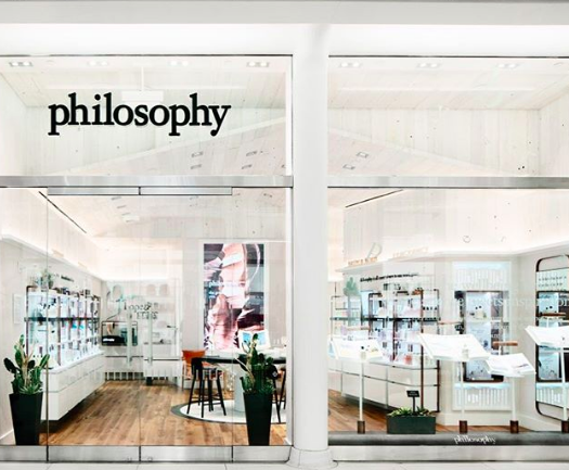 philosophy - This beauty brand believes beauty is more than skin deep. Their life-enriching products help you look and feel your best, and confidently seize each day. They passionately celebrate the human spirit and graciously give back to communities.