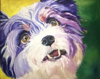 Paint your pet night paisley paw pet pops and paisley paw are pleased to announce we will be offering a paint your pet night using a photo of your own pet youll be able to paint a solutioingenieria Images
