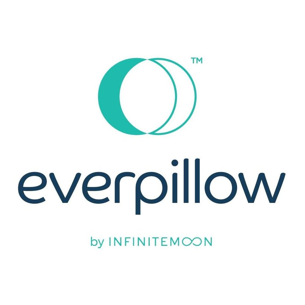 Get 10% off Everpillow by clicking the link behind the logo!