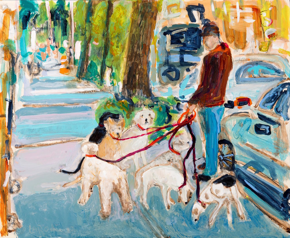 Dogwalker Study