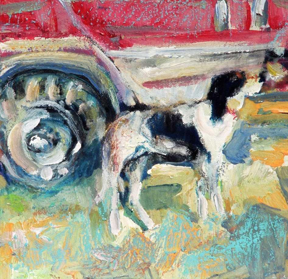 Truck and Hound