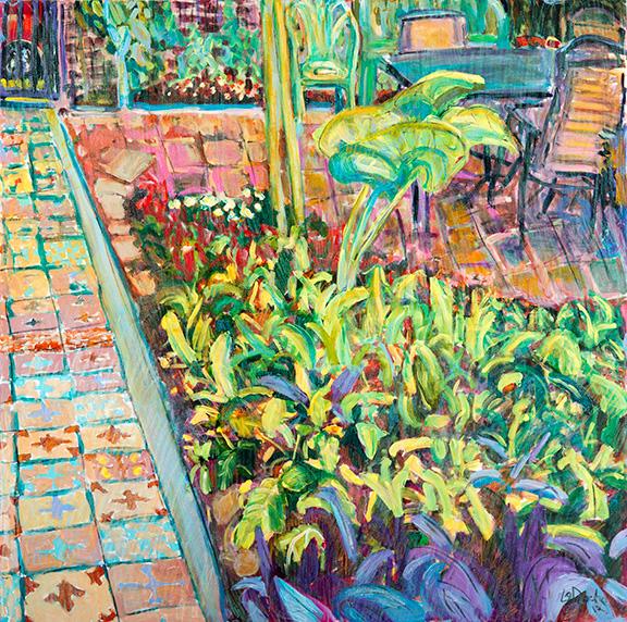 Hemingway's Garden