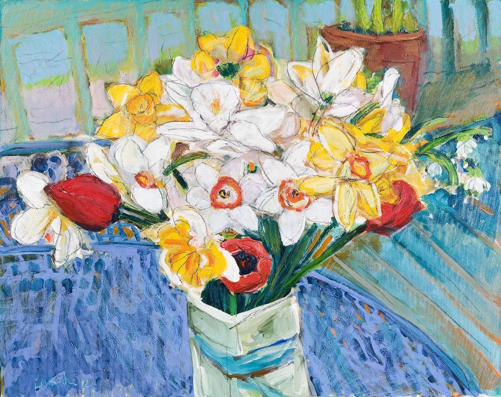 Vicki's flowers