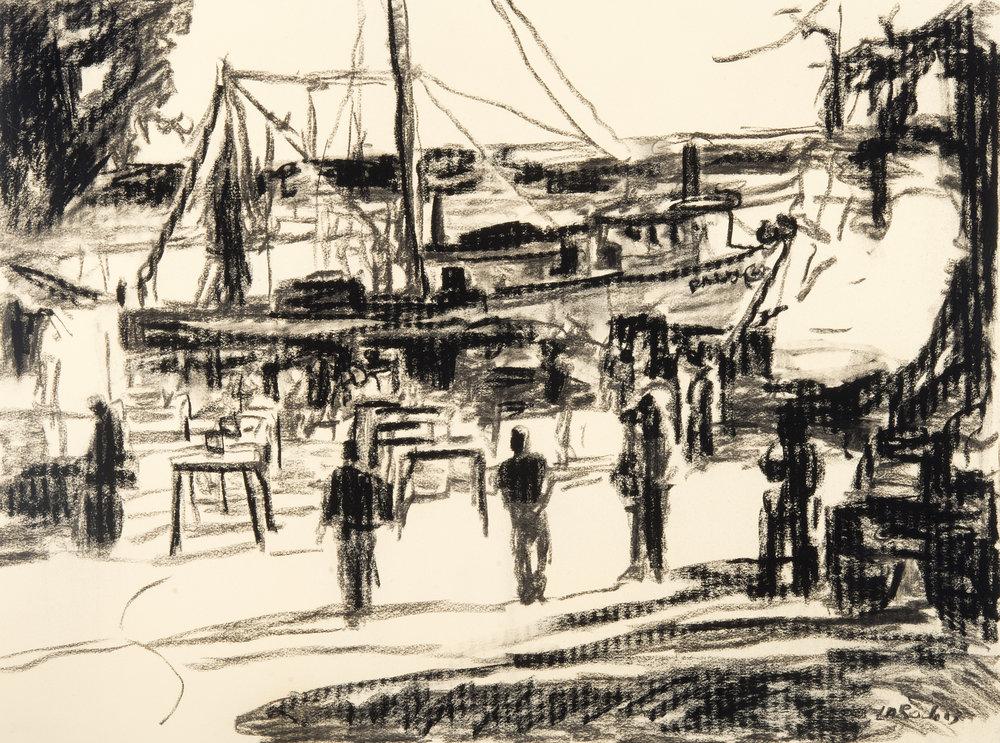 Wharf Street Study II