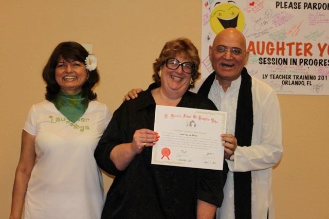 In 2011, I became a Laughter Yoga Teacher. Seven years later, and laughter is still enriching my life.