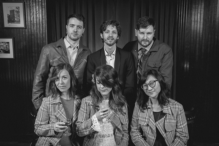 The Forever Agos - Genre: indie / doowop / Americana / MotownAlbum: Foolin Around, September 14, 2018The Forever Agos is a 7-piece ensemble from Portland, Oregon. Their music is a time capsule that evokes the doowop and love ballads of the 50s, the americana and Motown vibes of the 60s and 70s, a bit of flannel, and a modern yet rustic sensibility. Read our full story.