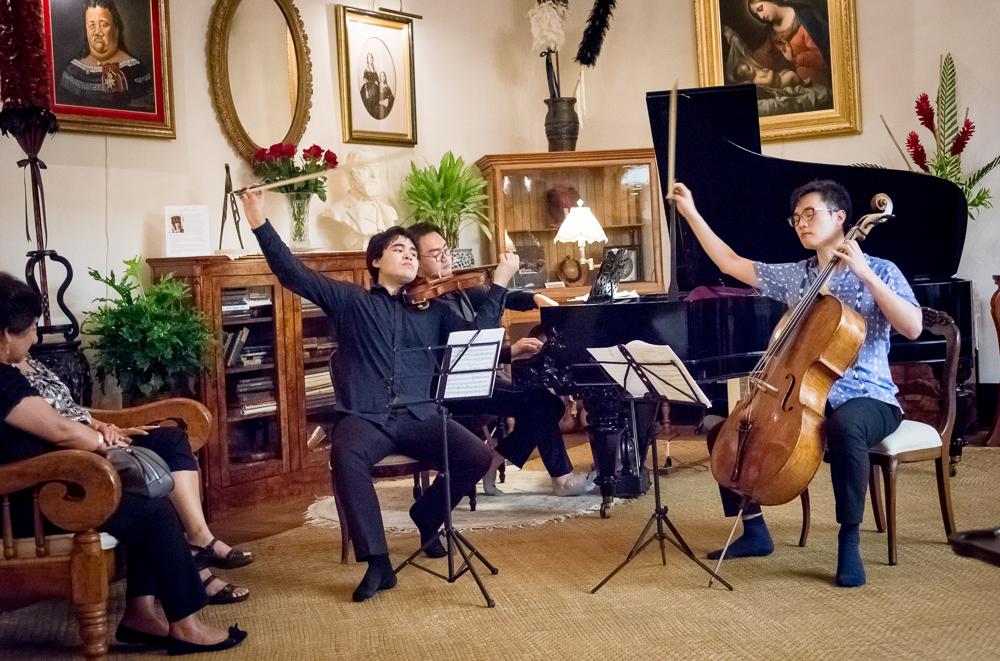 Chamber Music Jam @Kamehameha Heritage Center
