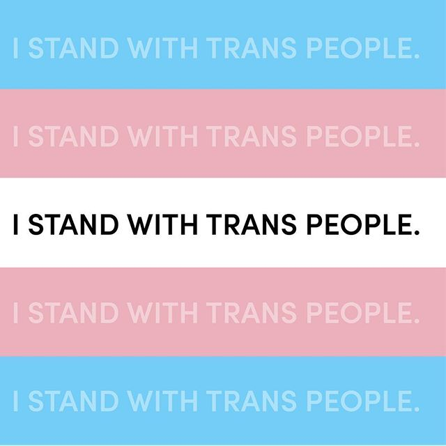 "In the words of our very own @carnitaasada ""Our message needs to be just like we are-vibrant with more noise and attention than ever before because moment we stay silent and content is the moment things can change for the worse."" We will be heard. TRANS RIGHTS ARE HUMAN RIGHTS.  #transrightsarehumanrights #transpeoplewillnotbeerased #istandwithtrans #protecttranslives #transisbeautiful"