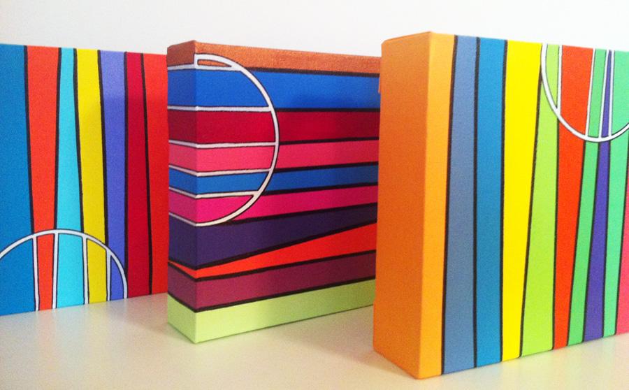 "Pattern Series ""A, B, C"""