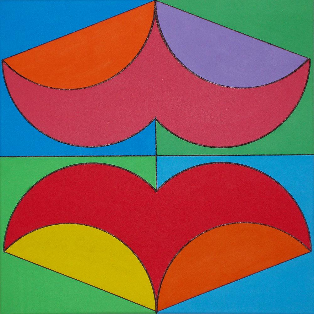 Hearts Upside-Down