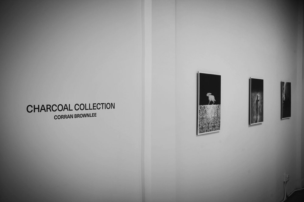 Charcoal Series at SHOW